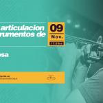TALLER DE ARTICULACIÓN PARA INSTRUMENTOS DE VIENTO