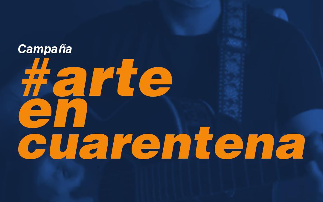#ArteEnCuarentena