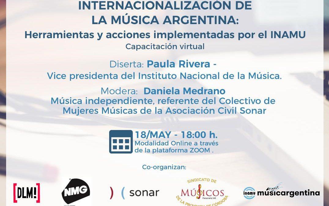 INTERNACIONALIZACIÓN DE LA MÚSICA ARGENTINA