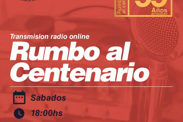 rumbo centenario 6ta emision sindicato de musicos de cordoba