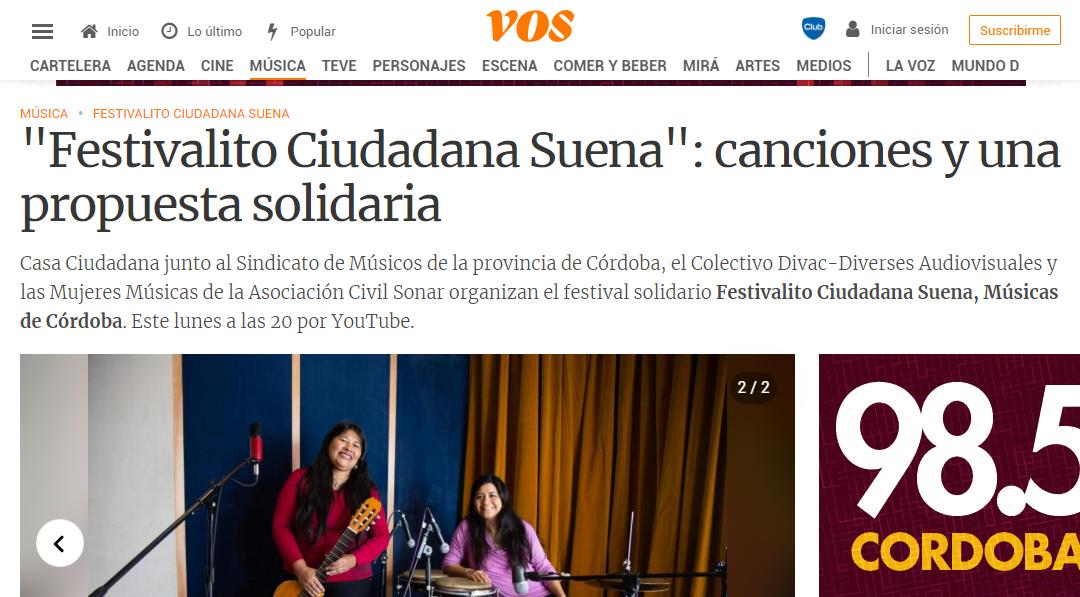 Festivalito_Ciudadana_Suena_canciones_y_una_propuesta_solidaria_VOS