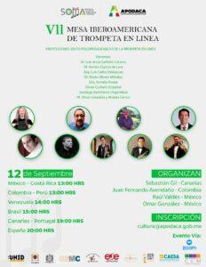 VII Mesa Iberoamericana de Trompeta en Línea