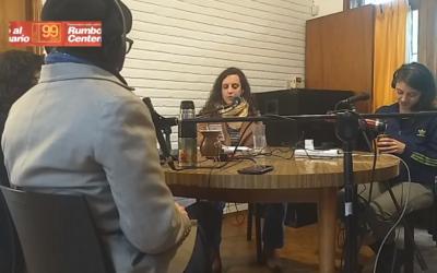 """TRANSMISIÓN RADIO ONLINE """"RUMBO AL CENTENARIO"""" (DECIMOQUINTA EMISIÓN)"""