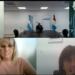 06-10-2020 Reunión virtual Comisión de Trabajo