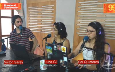"""TRANSMISIÓN RADIO ONLINE """"RUMBO AL CENTENARIO"""" (VIGÉSIMO OCTAVA EMISIÓN)"""
