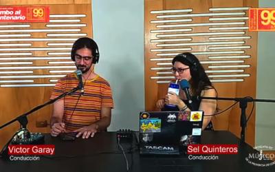 """TRANSMISIÓN RADIO ONLINE """"RUMBO AL CENTENARIO"""" (VIGÉSIMO NOVENA EMISIÓN)"""