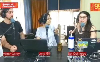 """TRANSMISIÓN RADIO ONLINE """"RUMBO AL CENTENARIO"""" (TRIGESIMA EMISIÓN)"""