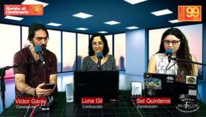 RADIO_ONLINE_Rumbo_al_centenario_26va_emisión_YouTube
